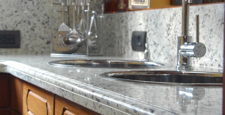 Stone control for Granito blanco dallas